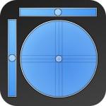 iPhoneが水平器・水準器になるアプリ