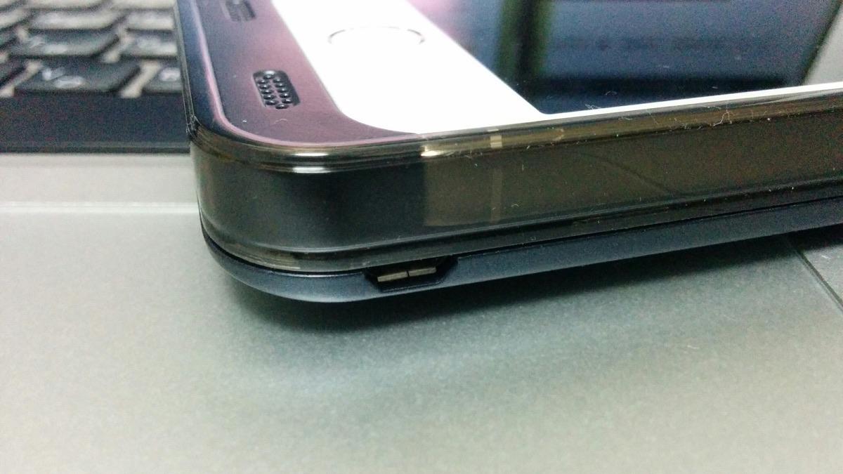 iPhoneのモバイルバッケリーケース