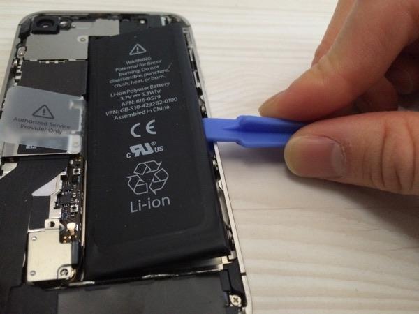iPhone4sのバッテリーを自分で交換する方法