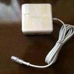 MacBookAir用の非純正充電器を2400円で購入