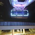 26人乗りの巨大観覧車「シンガポールフライヤー」からの夜景が絶景