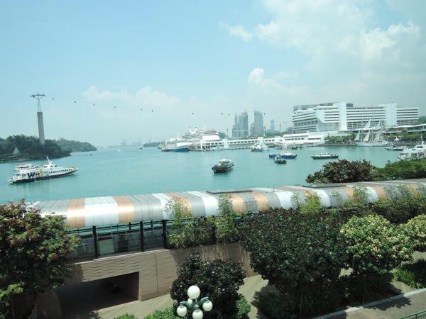 シンガポールのシーアクアリウム