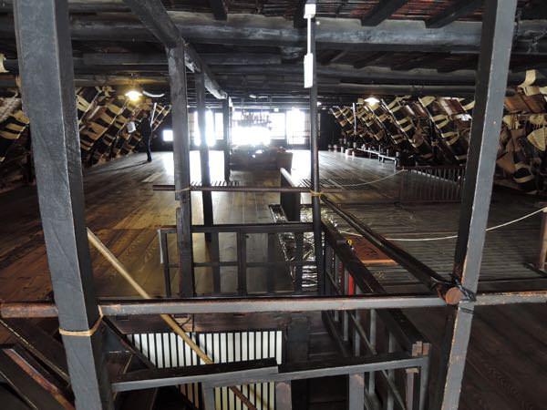 和田家の2階部分