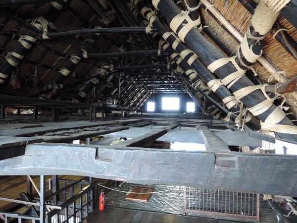 和田家の天井裏