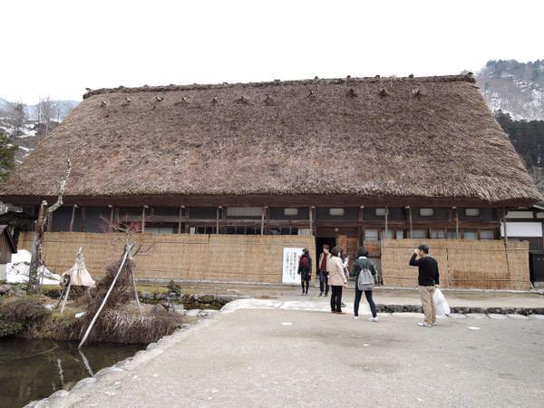 白川郷の和田家