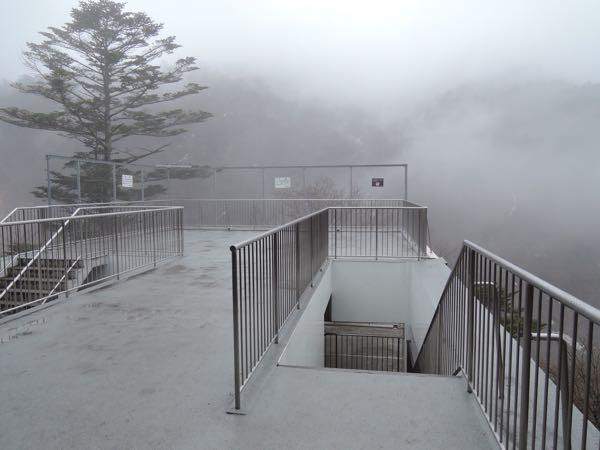 華厳の滝展望台