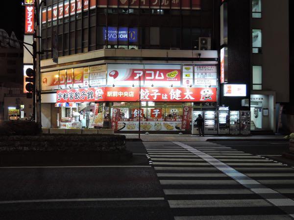 宇都宮餃子館駅前中央店 餃子は健太