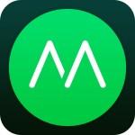 歩数計代わりになるiPhoneアプリ「Moves」の使い方