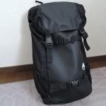 MacBookAir/Proを入れられるNIXONのバックパックを購入