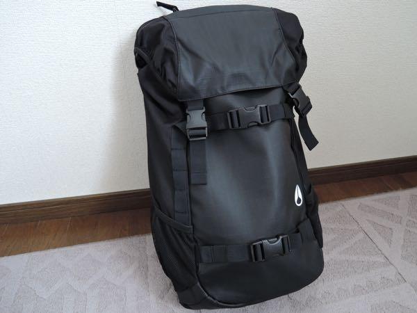 nixonのバックパック「landlockⅡ」