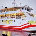 青春18切符姫路〜広島宮島の旅 JRフェリーで宮島桟橋へ