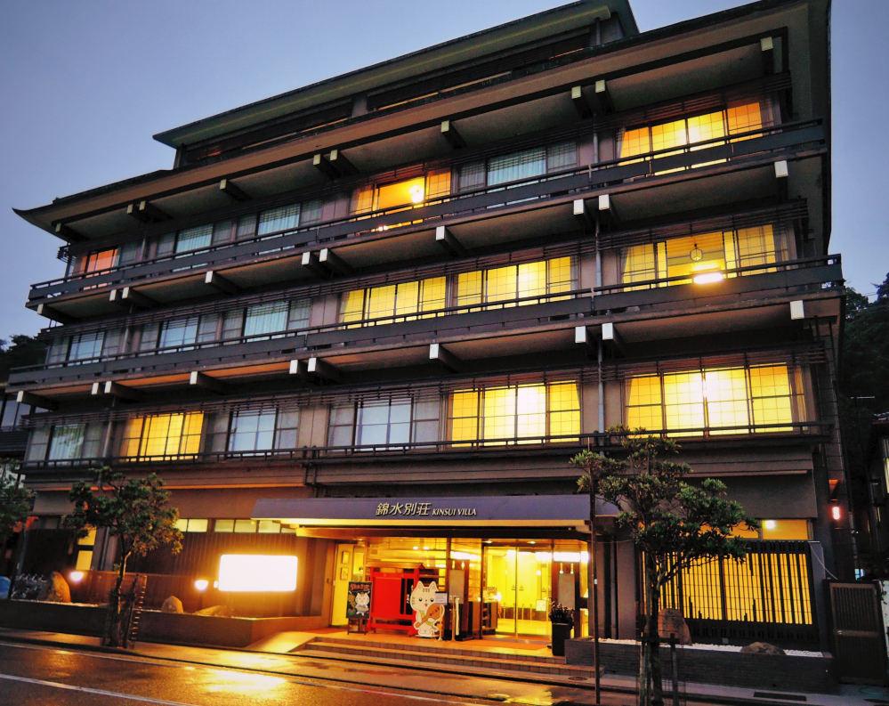 宮島のホテル 錦水別荘