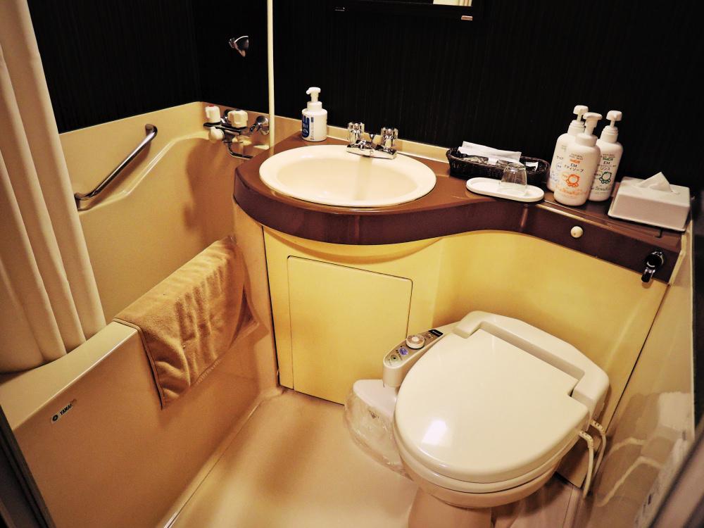 宮島のホテル 錦水別荘のロフト付きプチ和室